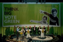 European elections 2009 – Green success in Europe-wide campaign
