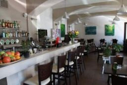 Green café – a space for Green activity, and a source of funding