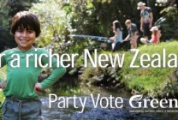 """""""For a richer New Zealand"""" – Successes of a green campaign"""