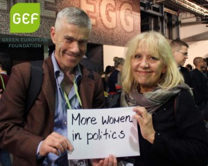 gender in campaigning